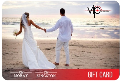 VIP Attractions  e-Gift Card